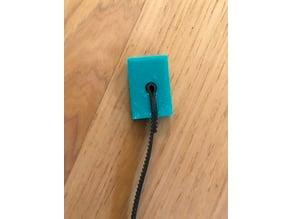 GT2 Belt lock
