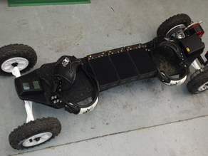 2WD Electric Mountainboard