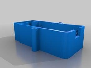 NodeMCU Case with OLED Bracket