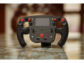 DIY F1 Steering wheel