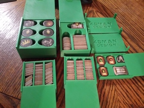 A game of thrones token storage (second edition) [Fixed Version]