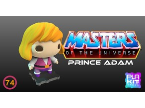 Prince Adam (Masters of the Universe)