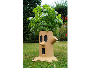 Kirby Whispy Woods Plant Pot