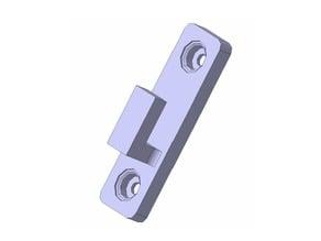 Plastic door locker