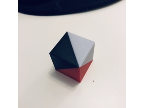3 Color MMU2 Cube