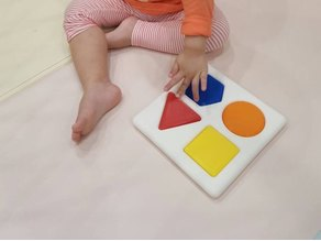 Shapes Puzzle for toddler