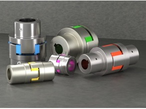 12 Couplings collection/configurator