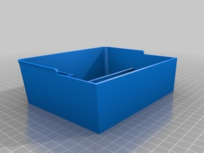 Tesla Model 3 center console tray bin storage