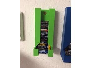 AAA battery dispenser / AAA Batterie Spender
