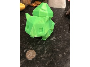 Bulbasaur Piggy Bank Remix