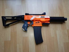 Nerf Stryfe M4 like barrel