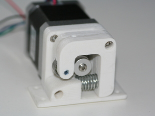 KvR's Compact Extruder with Direct Drive