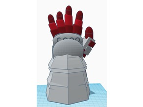 Cartoon used Nano Gauntlet