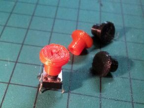 Ramps 1.4 reset button cap