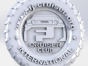 Logo Fj Cruiser Club