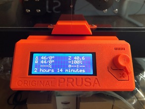 Prusa i3 MK3 - Ikea Lack - Modifications