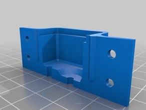 Remix of Martin_s E3D v6 Silicone Cover Mold, split mold.
