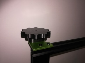 Fixed Z-axis knob for Tevo Tornado