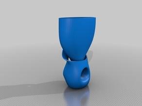 non vase that looks like a vagina