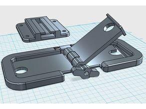 Foldable tablet holder for Mavic Pro