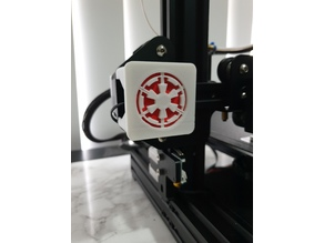 Ender 3 x-axis cover - Imperial edition (venegade)