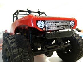 Axial SCX24 Low Profile Front Bumper