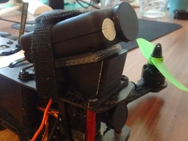 ZMR250 Angled Mobius Mount