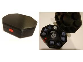 Dice Box + Miniature Storage