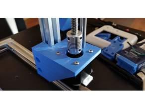 Motor holder big printer 2020 frame