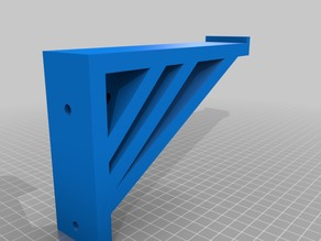 Customized Shelf Bracket