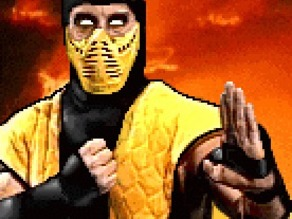 Mortal Kombat Klassic Mask