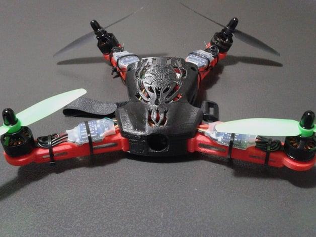 XT60 Stecker Mount Halter für Multicopter Quadrocopter FPV