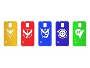 Samsung Galaxy S5 Pokemon Go Case