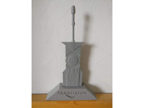 Transistor - With Base / Stand