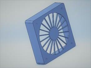 120mm fan duct cover