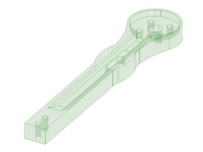 Arm for 200mm props (8 inch)