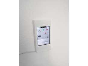 iPod Touch 4th gen wall mount
