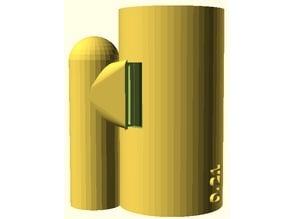 parametric flue pipe '0.21'