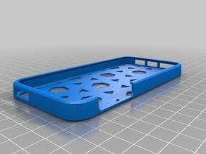 iPhone5 Slim-Hex-Flex Case
