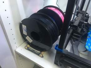 Spare Spool Holder Vertical Stand