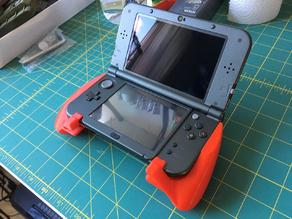 New Nintendo 3DS XL ergonomic grip smooth