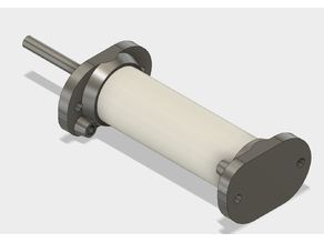 2in PVC pneumatic cylinder