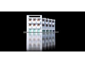 Bauhaus Architecture: Recanati House