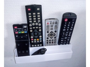 TV Remote Wall Mount
