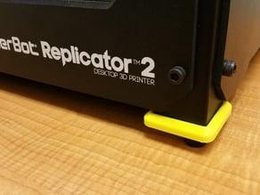 MakerBot Replicator 2 Foot