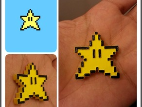 8-Bit Star Power-Up