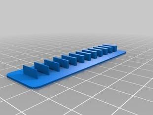 walls_pt25mm_to_4mm_pt25mmincr_4mmh_10mmw