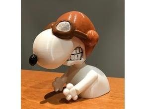 Snopdog ace pilot