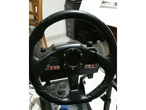 Steering wheel adapter with buttons support for Logitech G27