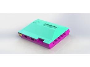 Sega Master System Retro Raspberry Pi Console Case